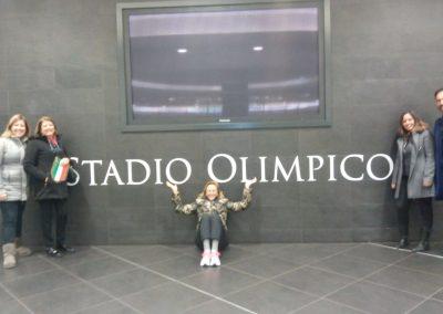 Emozione Olimpico