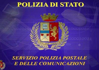 Incontro con la Polizia Postale