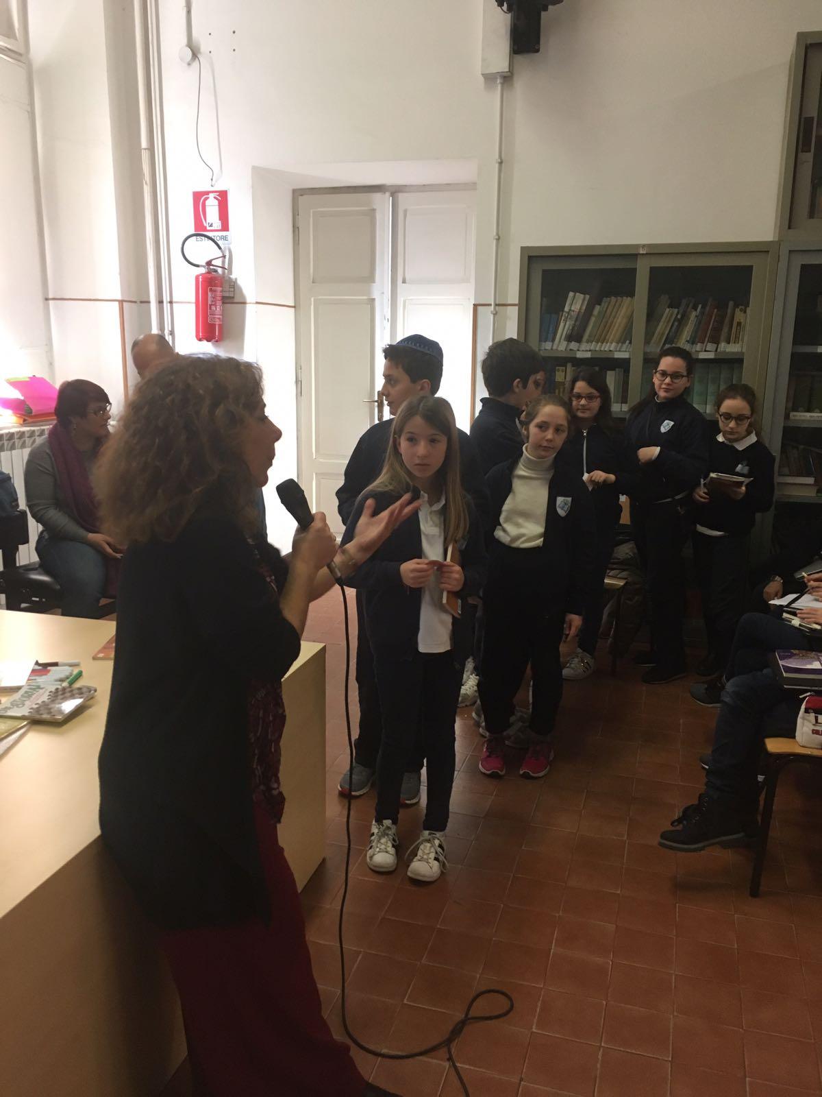 Incontro con Lia Tagliacozzo 3