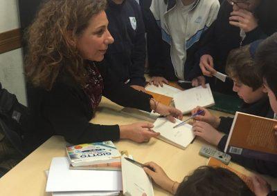 Incontro con Lia Tagliacozzo