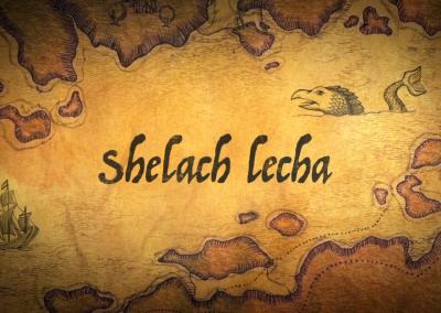 Lavoro su Parashà Shelach lechà