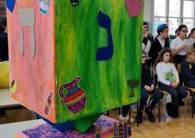 Chanukkah con ORT