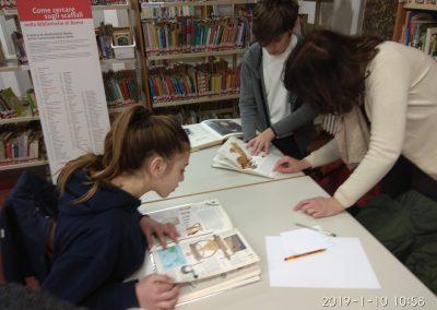 Visita alla Biblioteca Centrale Ragazzi