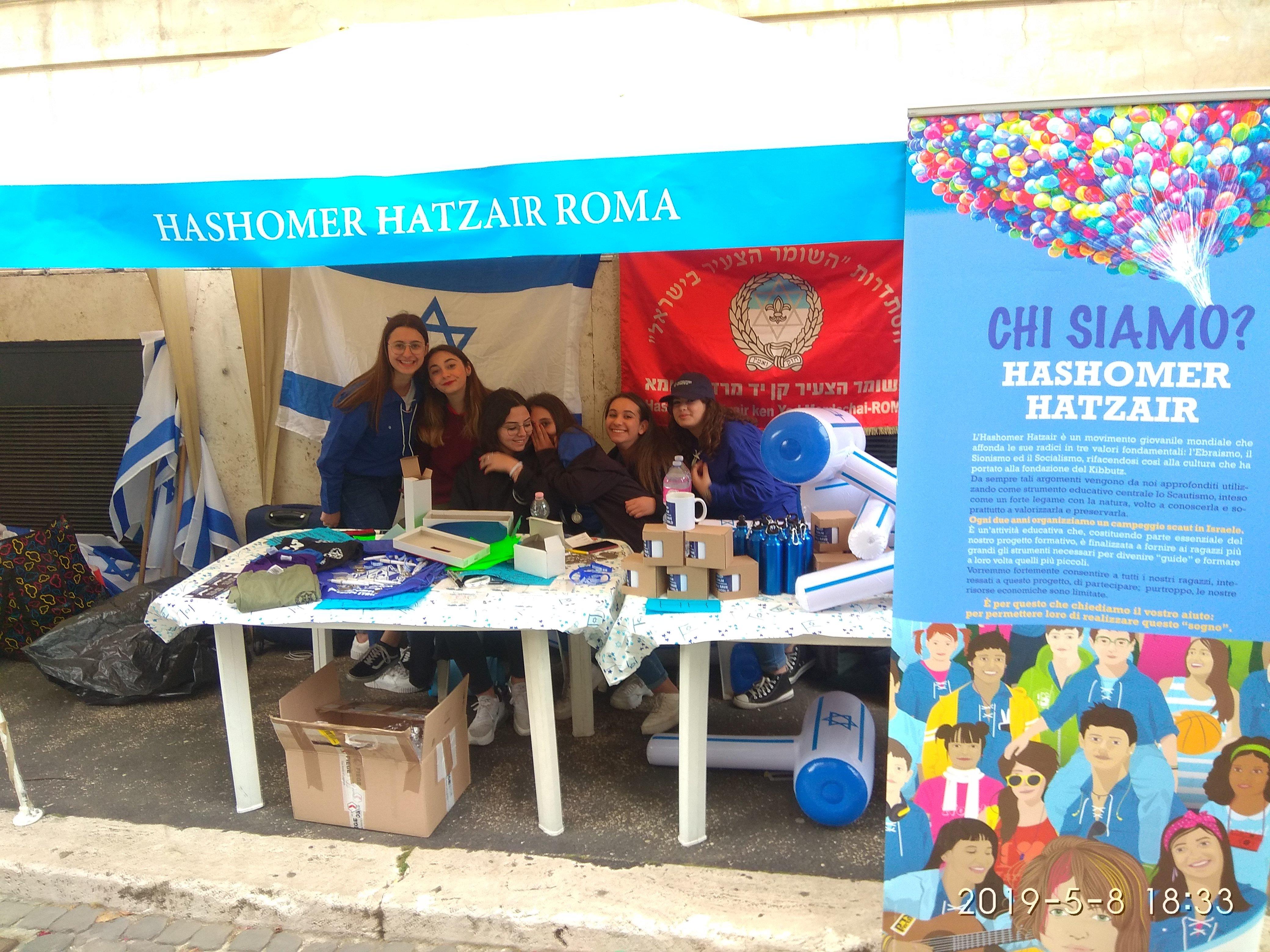 Hashomer Hatzair Roma