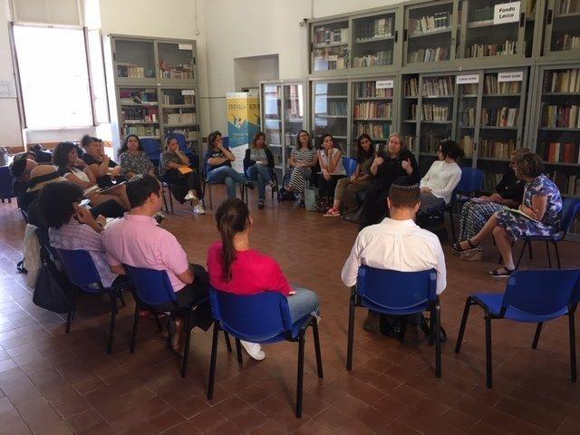 Formazione EFI - Educating for Impact 2019