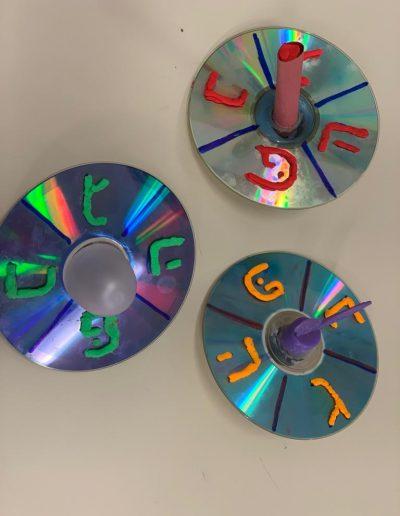 Dreidel cd