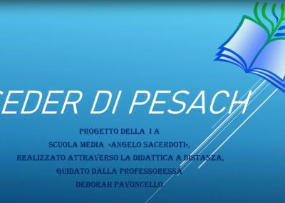 Le fasi del seder di Pesach