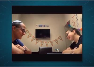 Studiamo Torah insieme ai nostri genitori