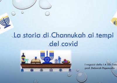 Chanukkah ai tempi del Covid
